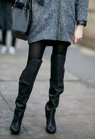 how to wear over the knee boots this season thefashionspot