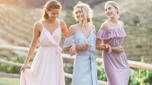 bridal dresses online where to buy bridesmaid dresses online racked