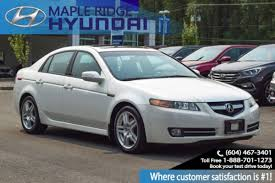 acura tl for sale in maple ridge british columbia