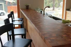 countertops mitered edge thick countertop profile kitchen