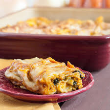 savory pumpkin lasagna vegetarian goodie godmother a recipe