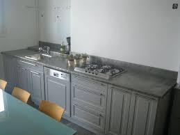 recouvrir meuble de cuisine plan de travail cuisine en zinc excellent meuble en zinc meuble
