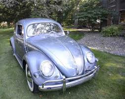 volkswagen beetle 1940 restored but rarely driven 1957 vw beetle classiccars com journal