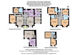 Coach House Floor Plans by West Road Strutt U0026 Parker