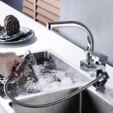 Oil Rubbed Bronze Drinking Water Faucet Brass Oil Rubbed Bronze Kitchen Faucet Pull Down Sprayer Swivel