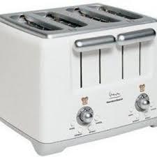 4 Slice Toaster White Hamilton Beach Michael Graves Designãœâ ãœãžãœâ ãœâ ã â 4 Slice