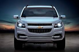 chevrolet trailblazer white 2013 chevrolet trailblazer gets real with new photos and videos