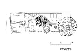 House Site Plan by Gallery Of Tree House 6a Architects 13
