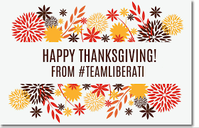 happy thanksgiving text message liberati group creative media consulting