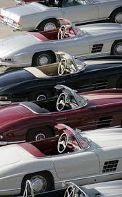 history of the mercedes history of mercedes sl roadsters motor trend