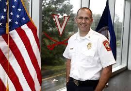 Flag Goochland Baxter Brings Experience Home To Lead Charlottesville Fire