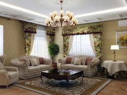 living room laminate bookcases floor curtains chandeliers