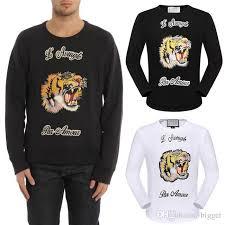 2017 tiger pullover hoodie men u0027s 2017 sale brand name
