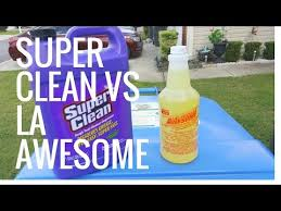 la awesome degreaser awesome cleaning product