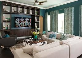 Custom Built Ins In Family Room Family Room Traditional With Media - Family room entertainment