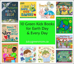 green kids books for earth day and every day