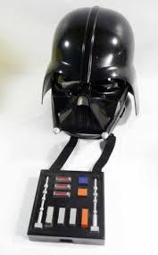 Darth Vader Halloween Costume 2004 Star Wars Darth Vader Voice Changing Helmet Talking Mask