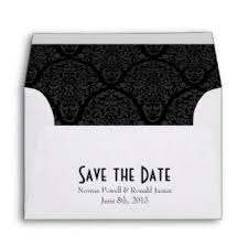 save the date envelopes save the date printed mailing envelopes zazzle