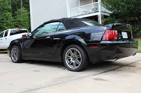 2003 Black Mustang Expired 2003 Mustang Cobra 10th Anniversary Convertible