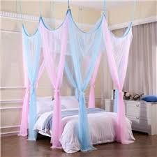 Pink Canopy Bed Bed Canopy Drapes Four Poster Bed Canopy U0026 Mosquito Net For Bed