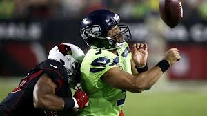 seahawks news qb russell wilson on a liquid diet