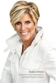 suze orman haircut suze orman talks about her new show and the death of the american