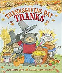 thanksgiving day thanks elliott munsinger