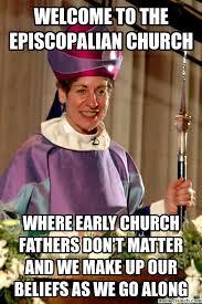 Episcopal Church Memes - image jpg