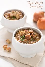 cuisine vegan facile simple vegan soup gluten free recipe food