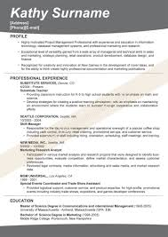 Great Resume Design Whats A Good Resume Title Resume For Your Job Application