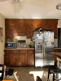 best paint for pine cabinets how to paint pine cabinets