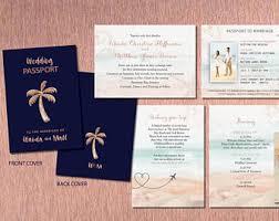 Booklet Wedding Programs Wedding Booklet Etsy