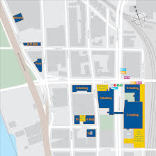 Washington Heights Map by Campus Map Hostos Community College