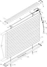 Vertical Blind Replacement Parts Replacement Parts For Pleated And Cellular Shade