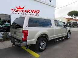 Ford F250 Truck Parts And Accessories - gold ford f250 crowned with leer 100xq topperking topperking