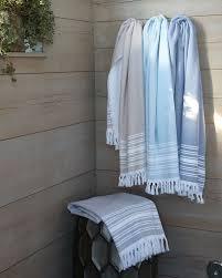 fouta peshtemal turkish terry bath towel table runner french