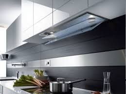 stunning contemporary kitchen hood design most kitchen design