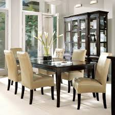 macys cappuccino dining room furniture collection dakota set