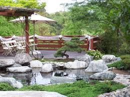 garden landscaping pleasure and creative backyard pond part 74