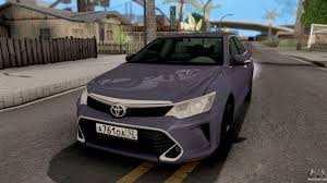 toyota camry limo toyota camry 2016 for gta san andreas