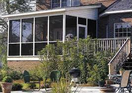 Do It Yourself Sunroom Do It Yourself Diy Screened Porch