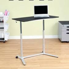 Stand Up Desk Conversion Ikea Desk Ikea Standing Hack Stand Up Converter Staples Regarding