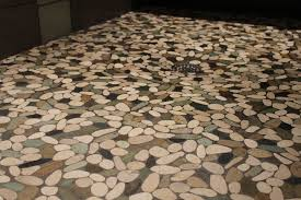what s in tile showers right now and other flooring trends