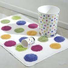polka dot bathroom set walmart bath rug u2013 buildmuscle