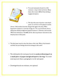 paper bag book report template of or experience essay exles to tres rios magazine article