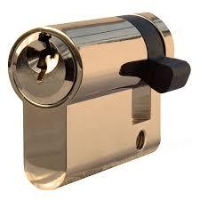 garage door key lock garage door half euro cylinder replacement barrel lock with 3 keys