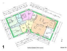 plan de maison en v plain pied 4 chambres plan de maison 90m2 plain pied 10 187 maison selene 4 ch redz