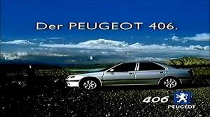 new peugeot sedan new peugeot 406 sedan serie 2 publicité u0026 advertising commercial