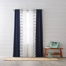 jcpenney com studio dylan ombré grommet top curtain panel 96