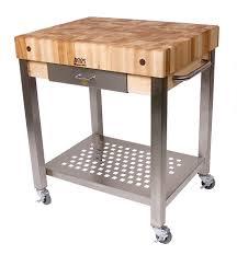 kitchen island cart with butcher block top u2022 kitchen island